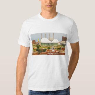 Downtown Kansas City Tilt-Shift Miniature Photo Shirt