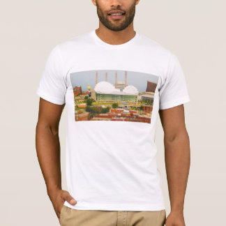 Downtown Kansas City Tilt-Shift Miniature Photo T-Shirt
