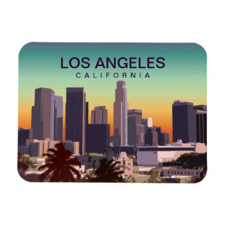 Downtown L.A. California Magnet