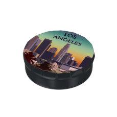 Downtown L.A. Candy Tin