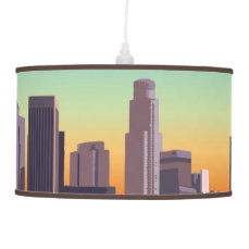 Downtown L.A. Ceiling Lamp