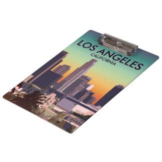 Downtown L.A. Clipboard