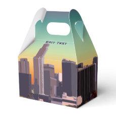 Downtown L.A. Favor Box