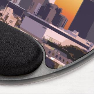 Downtown L.A. Gel Mouse Pad
