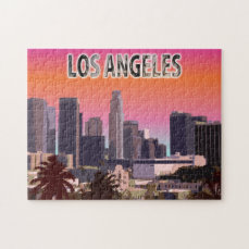 Downtown L.A. Jigsaw Puzzle