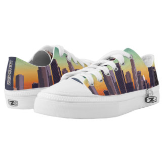 Downtown L.A. Low-Top Sneakers
