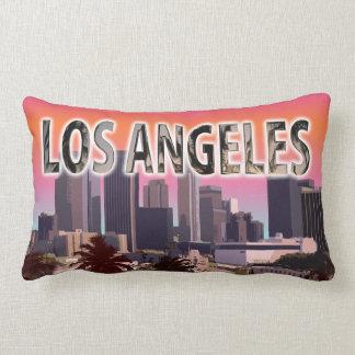 Downtown L.A. Lumbar Pillow