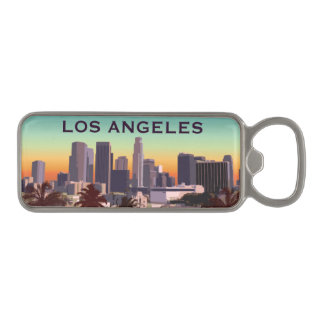 Downtown L.A. Magnetic Bottle Opener