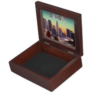 Downtown L.A. Memory Boxes
