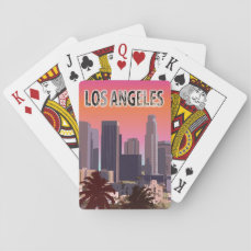 Downtown L.A. Playing Cards