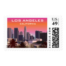 Downtown L.A. Postage
