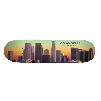 Downtown L.A. Skateboard Deck