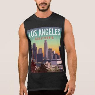 Downtown L.A. Sleeveless T-shirt