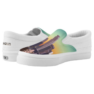 Downtown L.A. Slip-On Sneakers