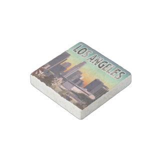 Downtown L.A. Stone Magnet