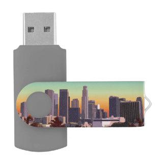 Downtown L.A. USB Flash Drive