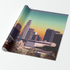 Downtown L.A. Wrapping Paper