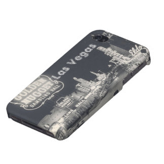 Downtown Las Vegas iPhone 4 Covers