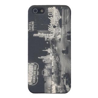 Downtown Las Vegas iPhone SE/5/5s Cover
