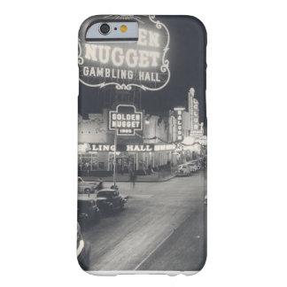 Downtown Las Vegas Retro iPhone 6 Case