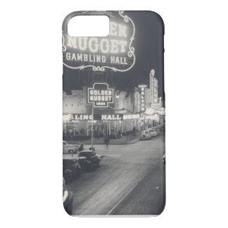 Downtown Las Vegas Retro iPhone 8/7 Case
