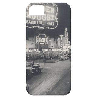 Downtown Las Vegas Retro iPhone SE/5/5s Case
