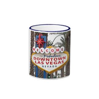 Downtown Las Vegas Sign Mug