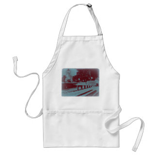 Downtown Los Angeles Adult Apron