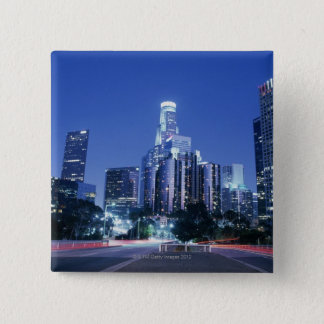 Downtown Los Angeles Button