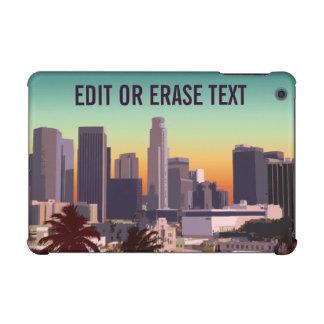Downtown Los Angeles, CA - Customized View iPad Mini Retina Cover