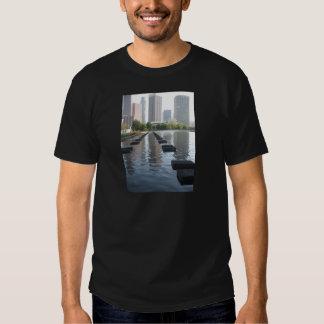 Downtown Los Angeles California By Bernadette Seba Tee Shirts