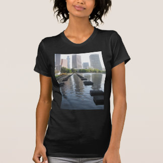 Downtown Los Angeles California By Bernadette Seba Tshirt