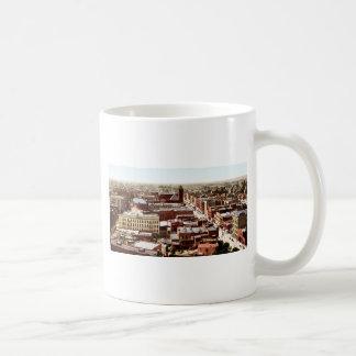 Downtown Los Angeles California Coffee Mug
