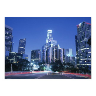 Downtown Los Angeles Card