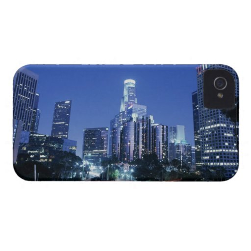 Downtown Los Angeles Case-Mate iPhone 4 Case
