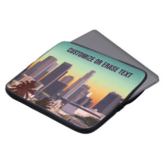 Downtown Los Angeles - Customizable Image Computer Sleeve