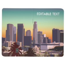 Downtown Los Angeles - Customizable Image Journal