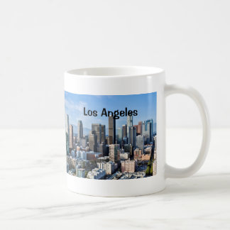 Downtown Los Angeles Daylight Coffee Mug