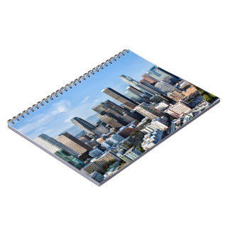 Downtown Los Angeles Daylight Notebook