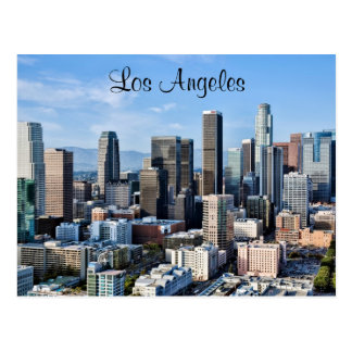 Downtown Los Angeles Daylight Post Cards