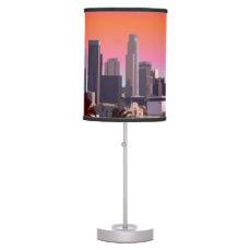 Downtown Los Angeles Desk Lamp