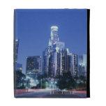 Downtown Los Angeles iPad Folio Covers
