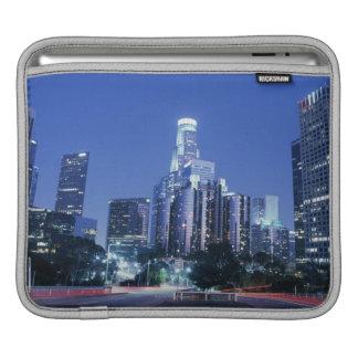Downtown Los Angeles iPad Sleeve