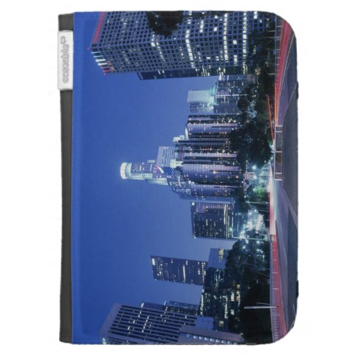 Downtown Los Angeles Kindle 3G Cover