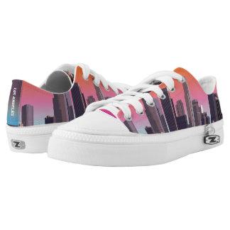 Downtown Los Angeles Low-Top Sneakers