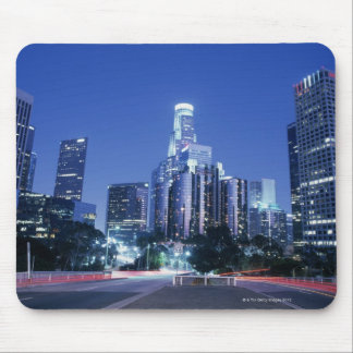 Downtown Los Angeles Mouse Pad