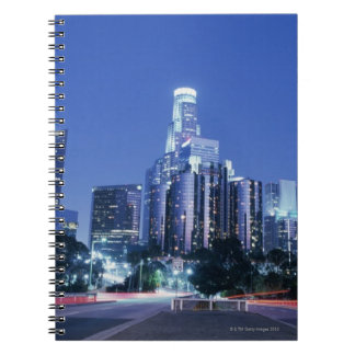 Downtown Los Angeles Notebook
