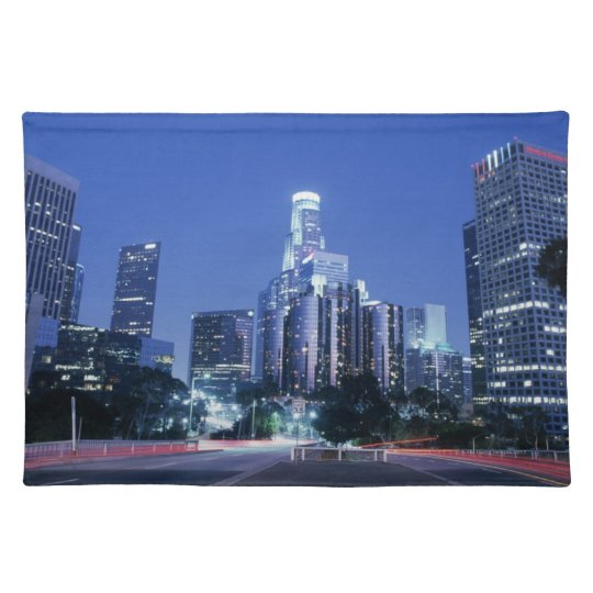 Downtown Los Angeles Placemat
