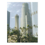 Downtown Los Angeles Post Card