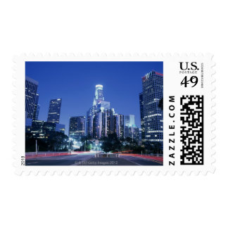 Downtown Los Angeles Stamps